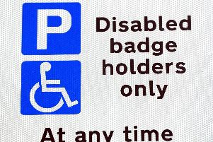 Fewer people with disability parking badges in Calderdale, figures reveal