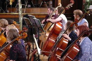 A trip around Europe with Todmorden Orchestra