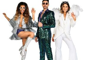 Louis Smith, Rachel Stevens and Melody Thornton