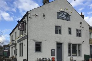 Miller's Bar in Brighouse.