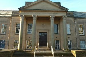 A teenage trespasser, who entered a house in Barnoldswick, was given a suspended jail term when she appeared before Burnley Magistrates Court
