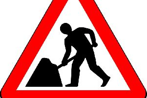The road works are expected to last a year
