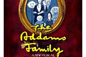 St Cuthbert's Operatic and Dramatic Society present their production of the Addams Family musical