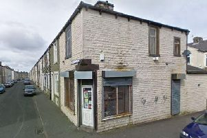 A to Z off licence, Raglan Road, Burnley. Photo: Google