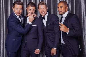 The Jack Pack will be coming to Burnley Mechanics for a Christmas show, on November 29th.