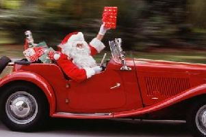 Don't miss Father Christmas!