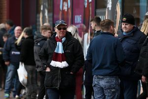 This is how Burnley fans reacted to the FA Cup third round draw.