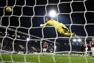 Nick Pope can't keep out Jesus' opening goal