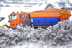 Gritters are set to get somewhat busier over the coming weeks.