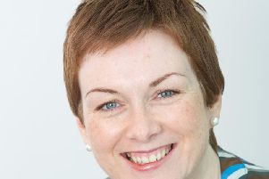 Electricity North West's strategic decarbonisation manager Helen Boyle