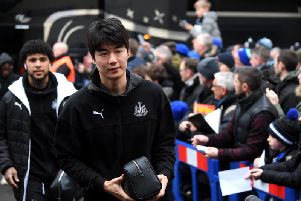 Celtic have been linked with Newcastle United midfielder Ki Sung-yueng but will struggle to pay his wages. (HITC)