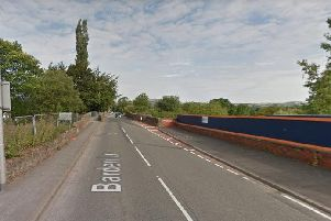 This stretch of Barden Lane is set to be closed for up to three weeks. Photo: Google.