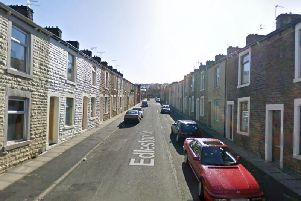 Police have made an arrest after a man died after being stabbed at a home in Edleston Street, Accrington at around 1pm yesterday (Sunday, January 19). Pic: Google