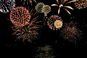 Fireworks appear to have become part of our everyday life