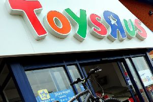 Branches of Toys R Us are under threat of closure