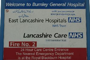 Burnley General Hospitals accident and emergency department closed just over 10 years ago