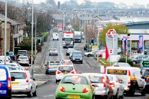 North Valley Road is a source of frustration for many drivers