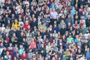 The crowd at yesterday's match