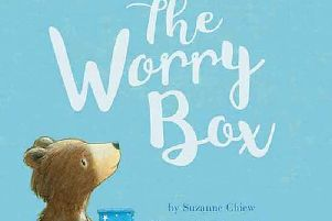 The Worry Box by Suzanne Chiew and Sean Julian