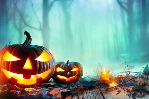 Autumn is now is full swing, which means darker nights, a dip in temperatures and of course, Halloween