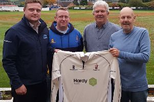 Double swoop gives Padiham CC skipper belief