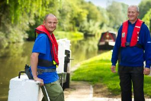 Canal & River Trust has launched a campaign to recruit more volunteers