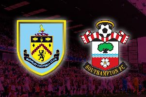 Burnley v Southampton