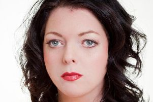 Comedienne Mel Moon hopes people in her hometown of Burnley will step forward to take part in a satirical video this Thursday.