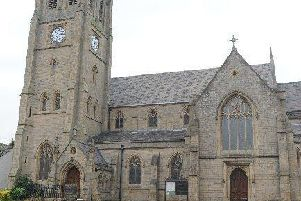 St Leonard's Church is marking the 150th anniversary of its home with a Great Padiham Bake Off, among other events. (s)