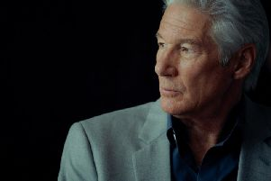 Hollywood star Richard Gere appeared in a new BBC drama this week