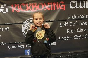 Oliwia is the new English Open champion