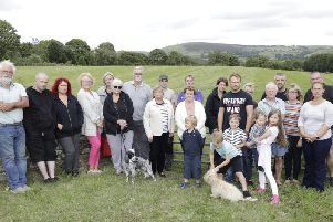 Residents in Salterforth had been opposed to the plans