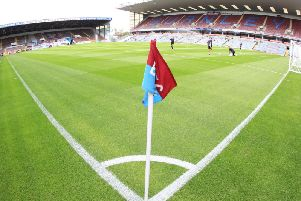 The incident happened during Burnley's game with West Ham on December 30th