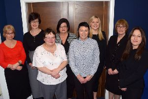 Donald Race & Newton Solicitors' family law team