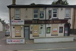 Burnley's Foresters Arms pub is on the market with a price tag of 140,000.
