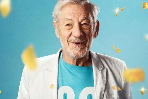 SirIan McKellen is coming to his hometown to meet fans and perform his new show at both Burnley Youth Theatre and the Mechanics. (s)