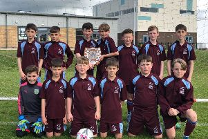 Unity beat Blessed Trinity in thrilling final