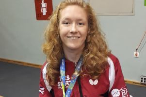 Individual and team silver for Pickard in Poland