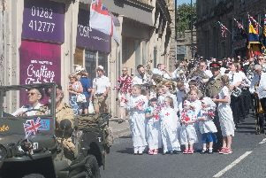 Last year's Padiham on Parade