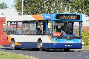 A direct bus service from Earby to Skipton has been reinstated