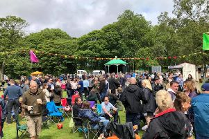 Burnley Bands in the Park