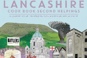 The Lancashire Cook Book: Second Helpings