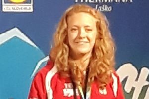 Gold for Burnley's Pickard at PTT Czech Open in Ostrava