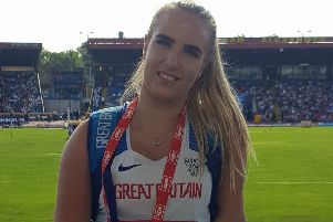 Hammer star Charlotte setting her sights on 2020 Worlds in Nairobi
