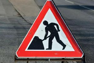 One lane of Sheffield Road is expected to reopen on September 30.