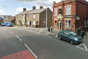 The girl was approached near to the Albert pub