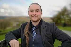 Robert Hodgetts-Haley has been selected as the prospective parliamentary for the Green Party in the High Peak.