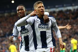 Nottingham Forest are one of several Championship clubs reported to be interested in striker Dwight Gayle. (PHOTO BY: Mark Thompson/Getty Images)