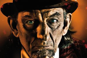 A Christmas Carol at Derby Theatre. Image by Lukiyanova Natalia.