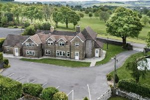 The property is Barns Farm on Fairfield in Buxton.